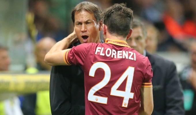 Juve e Lazio in emergenza, Florenzi ormai è un terzino