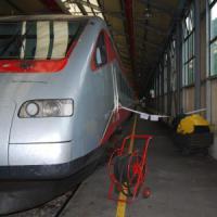 Molotov su un treno a Bolzano, sospetti sui No Tav