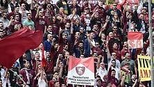Salernitana, ecco la B   Tecnico Arezzo , troppa gioia: corsa e malore