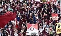 La Salernitana fa già festa Ritorno in serie B dopo 5 anni