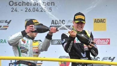 Schumacher jr, rimonta strepitosa all'esordio in F4 a 16 anni   foto