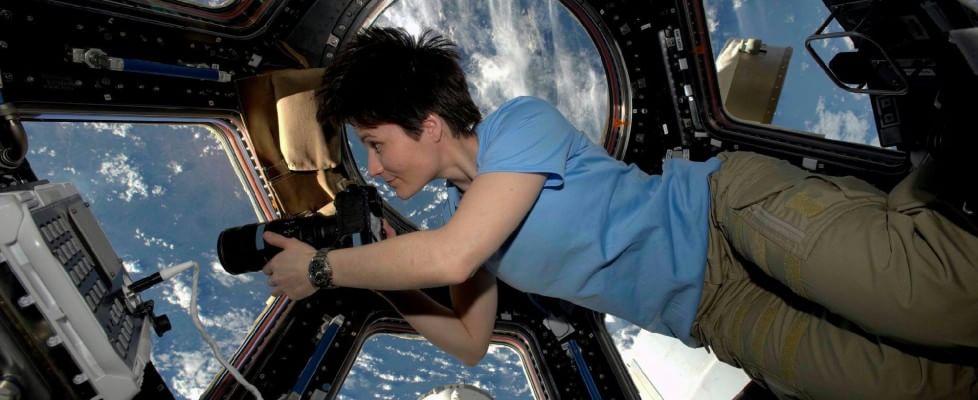 """La missione compiuta di AstroSamantha: """"Torno sulla Terra ma sogno già Marte"""""""