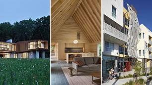 Ville e alloggi per senzatetto Le dieci case più belle degli Usa