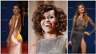 Stile e bellezza alla Casa Bianca E Michelle sfoggia un nuovo look