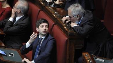Italicum, Renzi: pronti  4 voti di fiducia    Speranza : sarebbe violenza a Parlamento rinuncio alla poltrona, non alle idee