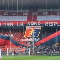 Genoa-Cesena, il film della partita