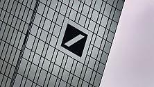Deutsche Bank, crolla utile dopo multa Libor