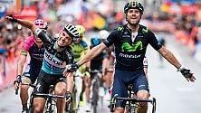 Il capolavoro di Valverde  è tris anche alla Liegi   foto    di LUIGI PANELLA