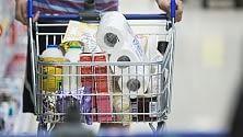 Corte Conti: consumi tornati al secolo scorso