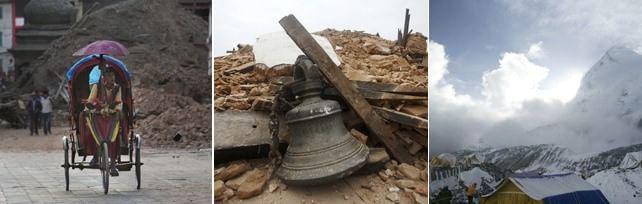 Nepal, altra scossa: oltre 2500 morti  foto     video   Scomparsi 4 speleologi italiani  Fotoracconto