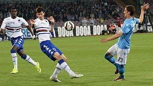 Sorpresa Toro: batte la Juve    Colpo  del Cagliari a Firenze    diretta  Napoli-Sampdoria  1-1