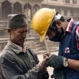 Nepal, paura e scosse   fotoracconto   oltre 2500 morti  foto     video   Scomparsi 4 speleologi italiani