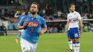 Sorpresa Toro: ko Juve    Colpo  Cagliari  /   I gol    Napoli show, 4 alla Samp