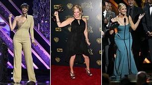 Svolta agli Emmy Awards Il red carpet diventa curvy    I premi