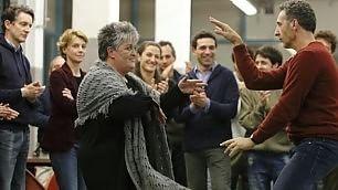 Turturro imita De Niro e Scorsese La scena tagliata da Moretti