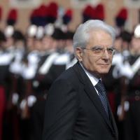 """Mattarella: """"Invertire la rotta sul lavoro, troppi posti persi"""""""