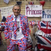 """Gran Bretagna, attesa e scommesse per il secondo """"royal baby"""" di Kate e William"""