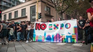 L'Italia che non vuole l'Expo Milano si mobilita, timore black bloc