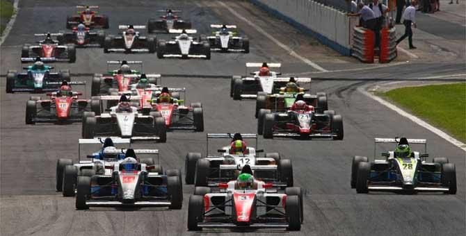 "Via al campionato ""Adac Formula 4 Powered by Abarth"""