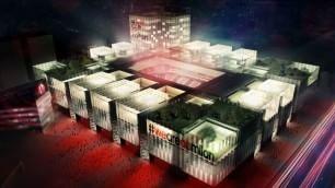 Milan, stadio al Portello: primo sì Il progetto: cubi e terrazze verdi    Le foto   -  Mr.Bee in Italia