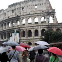 Maltempo in tutta Italia, disagi a Roma e Torino