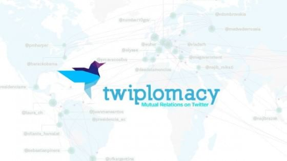 Twitter, ecco come lo usano i leader del mondo: Twiplomacy fotografa il potere social
