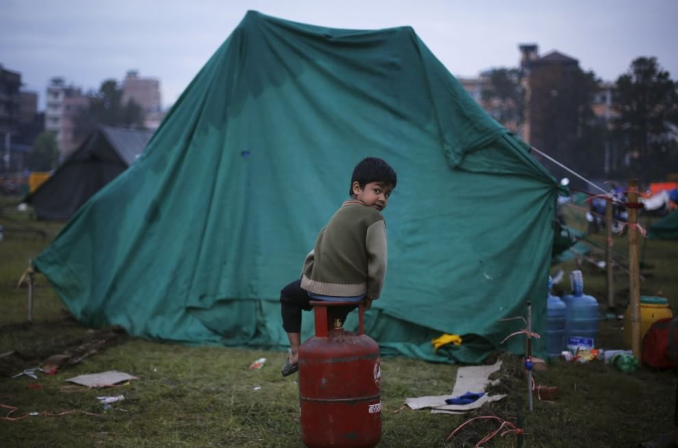 Nepal, emergenza bambini: la campagna fondi di Unicef e World Food Programme