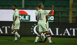 Palermo-Torino 2-2: Peres e Maxi Lopez tengono in corsa i granata per l'Europa