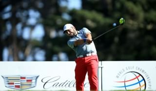 Golf, Francesco Molinari batte Scott nel match play Wgc
