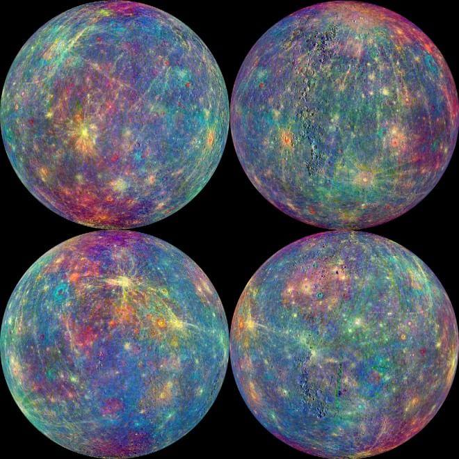 Missione compiuta per la sonda Messenger: si schianterà su Mercurio