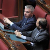 Italicum, governo ottiene anche la terza fiducia. Aventino delle opposizioni