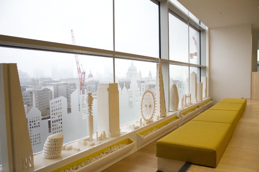 Gli uffici pi belli del mondo for Sede lego danimarca