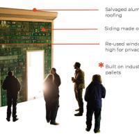 Micro case solari per gli hippy di Seattle, si cercando fondi su Indiegogo