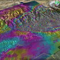 Nepal, l'occhio del satellite svela l'impronta digitale del terremoto