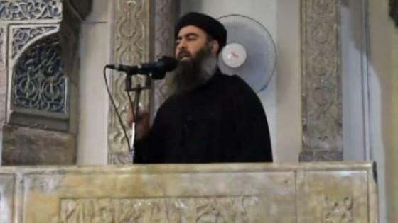 """""""Al-Baghdadi ferito alla schiena, non può più guidare lo Stato islamico"""". Al suo posto al-Afri"""