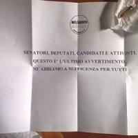 Comunali: minacce a candidato M5S a Bronte. Domani marcia di solidarietà e per la legalità