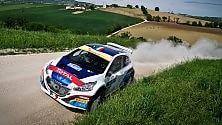 Peugeot, scatti d'autore al Rally Adriatico