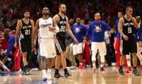 Clippers in semifinale San Antonio abdica