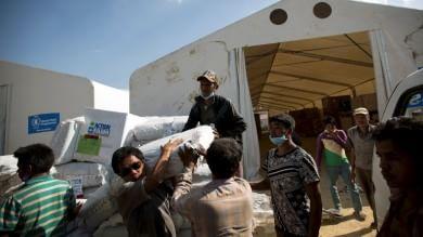 Nepal, allarme Onu: aiuti bloccati   video   aeroporto chiuso, i cargo non atterrano