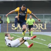 Verona-Udinese, il film della partita