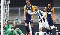 Di Natale stacca Baggio   foto   L'Udinese passa a Verona