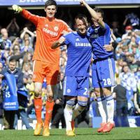 Chelsea, il trionfo della banda Mourinho