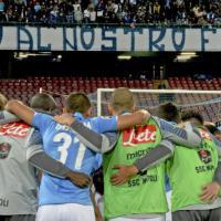Napoli-Milan, il film della partita
