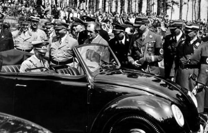 Hitler e la Volkswagen, ecco tutta l'incredibile storia