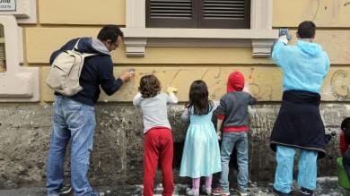 """""""Facciamo ripartire Milano""""    foto"""