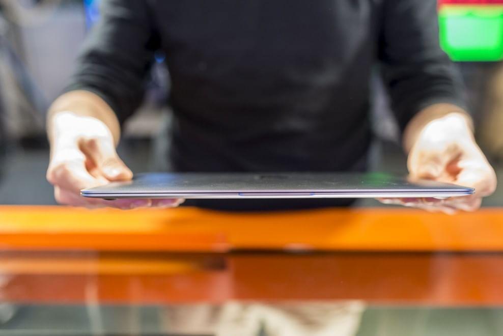 MacBook 12, la portabilità estrema econdo Apple