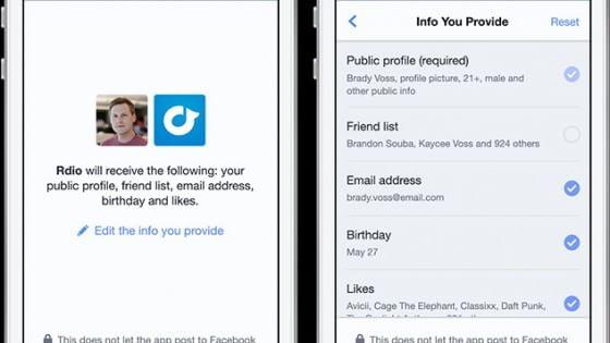 Facebook, login anonimo e nuovi strumenti per decidere sulla privacy ...