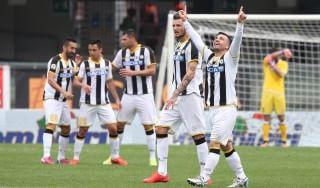 Udinese, Di Natale il nonno del gol ora punta Meazza e Altafini