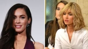 Megan Fox, da bruna a bionda    look ispirato a Kim Basinger