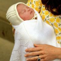 La royal girl ha un nome: Charlotte Elizabeth Diana
